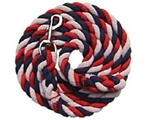 "Cotton Lead Rope ""ICE"""