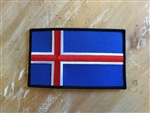 Icelandic Flag Patch