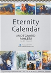 Eternity Art Calendar from Midtgaard Maleri