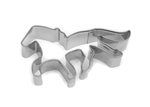 icelandic horse cookie cutter