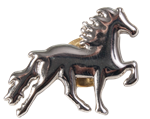 Icelandic Horse Pin from Karlslund