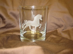 DOUBLE OLD FASHION GLASS